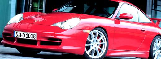 Porsche 911 GT3 первое видео модели 2010