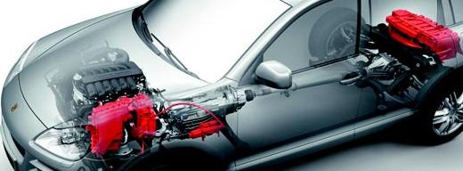 Porsche Cayenne S V6 Hybrid