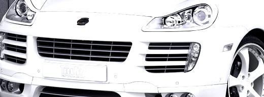 Тюнинг Porsche Cayenne от TechArt
