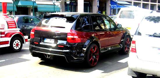 Enco Porsche Cayenne