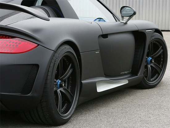 Porsche Gemballa Mirage GT Matt Edition