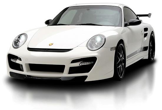 Porsche 997 V-RT Edition Turbo от Vorsteiner