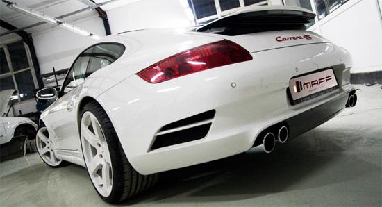 Porsche Carrera Maff