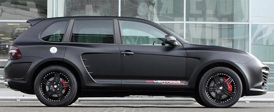 Porsche Cayenne Advantage GT 21/50 Biturbo