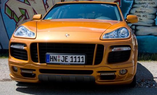 Porsche Cayenne GTS Progressor