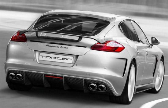 Porsche Panamera TopCar