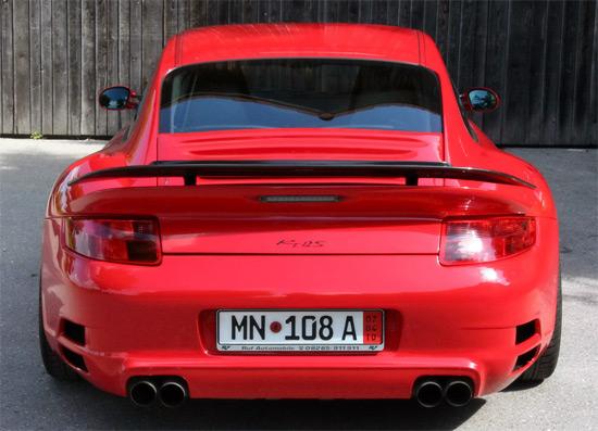 Porsche RUF Rt 12 S